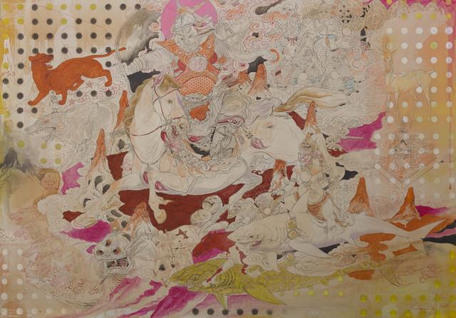 , 'Hero,' 2016, Jack Bell Gallery