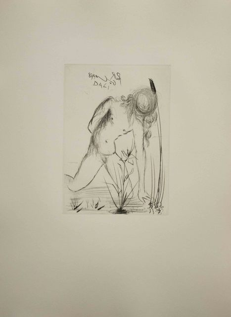 Salvador Dalí, 'Narcissus', 1968, The Munn Collection