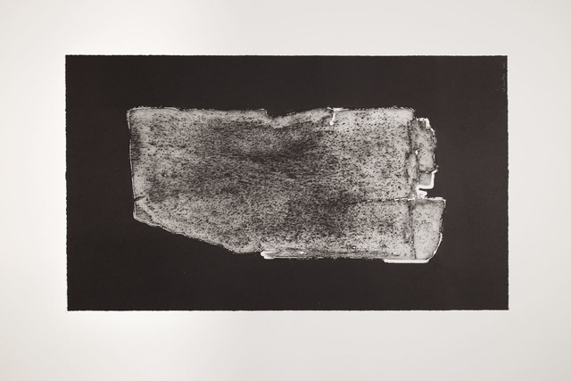 , 'Untitled (Black and White Series), ed. 3,' 2016, October Gallery