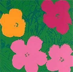 , 'Flowers V,' 1970, michael lisi / contemporary art