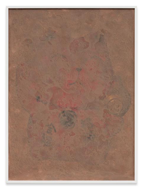 , 'Pattern Tension (Menliom),' 2017, Sprüth Magers