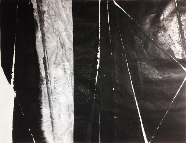 , 'Boundaries,' 2014, Ink Studio