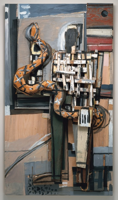, 'Man with Snake,' 1995, Nasher Sculpture Center