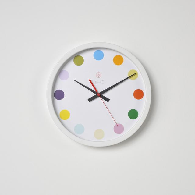 Damien Hirst, 'Spot Clock', 2009, Weng Contemporary