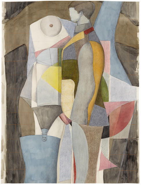 Richard Lindner, 'Untitled', 1965, MARCEL STROUK Galerie Rive Gauche