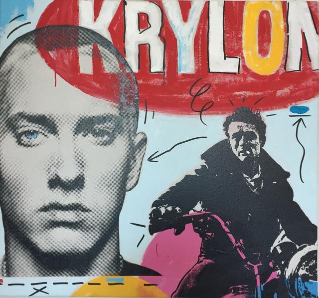 , 'Krylon Eminem ,' 2017, Artist's Proof