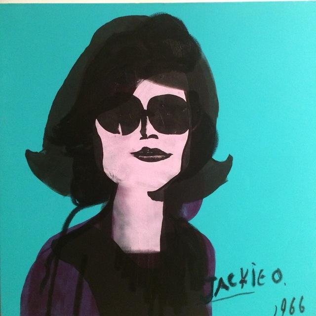 , 'Jackie O,' 2014, Zemack Contemporary Art