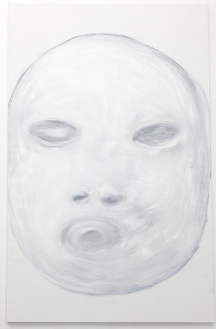 , 'Face 2,' 2016, Osnova Gallery