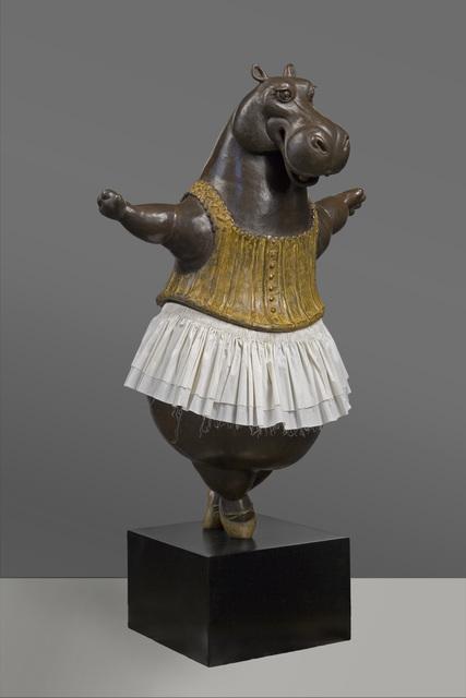 Bjorn Skaarup, 'Hippo Tightrope Walker', 2018, Cavalier Ebanks Galleries