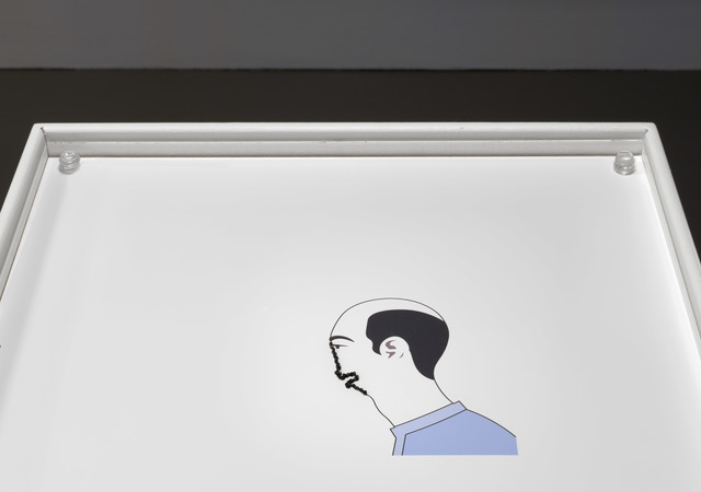 Gabriel Lester, 'Shape Shifter (Sonic Avatars)  Spiro Sputnik', 2018, Galerie Fons Welters