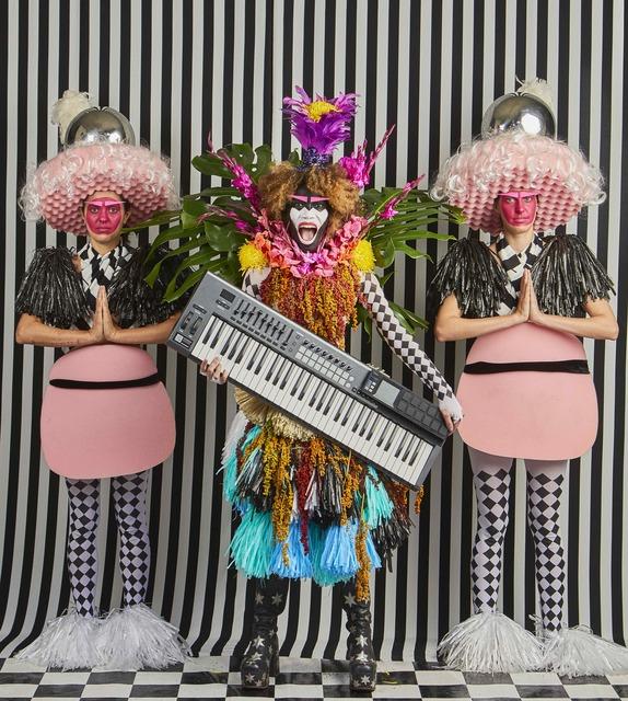 , 'Las Chicas del Piano III,' 2018, Licenciado