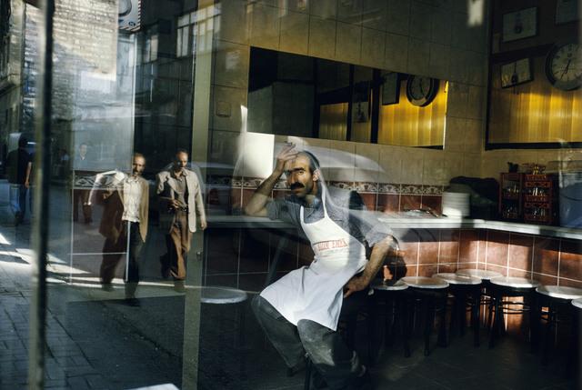 , 'Suleymaniye cafe. Istanbul. Turkey. ,' 2004, Magnum Photos