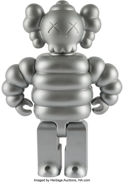 KAWS, 'Kubrick Mad Hectic', 2003, Other, Metal and vinyl, Heritage Auctions