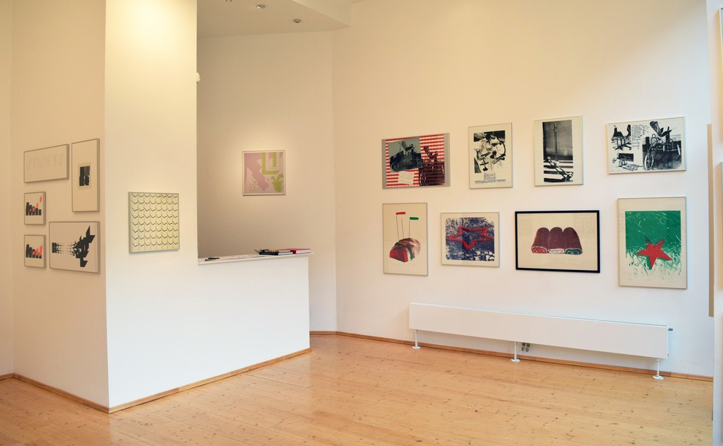print_Ed, 1968-2016 | 2017 | exhibition view | VILTIN Gallery