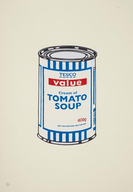Banksy, 'Soup Can (Original)', 2005, Phillips