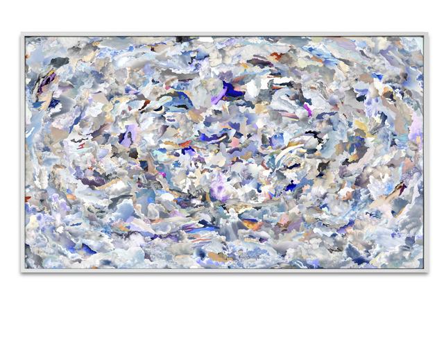 , 'Horizontal Clouds,' 2014, Kohn Gallery