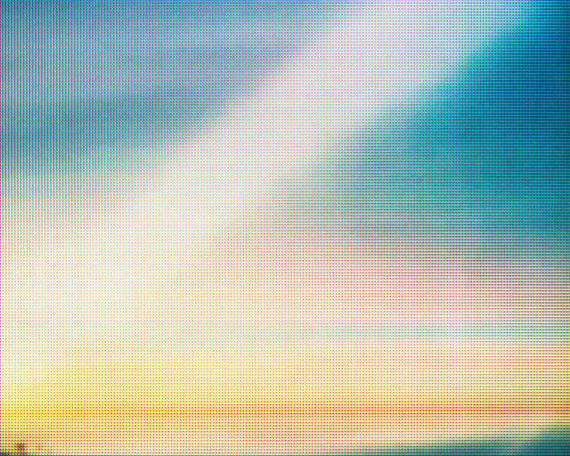 , ' sg_sunrise_12,' 2017, Proyecto H Contemporaneo