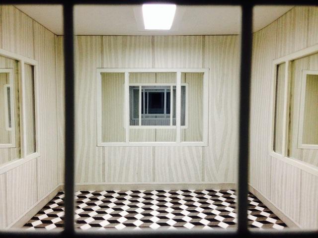 , 'Vivir en Caja # 5,' 2015, Galeria El Museo
