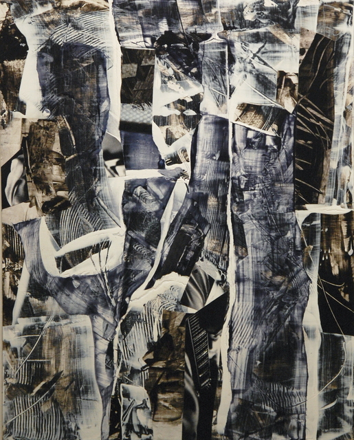 , 'Black and White,' 2019, Wallace Galleries