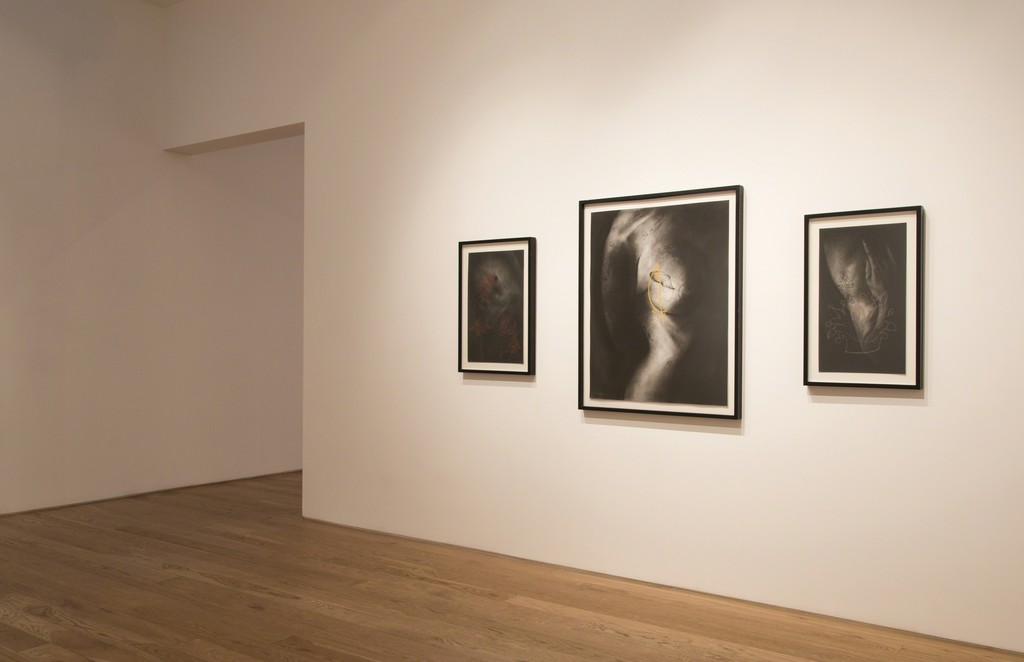 Salomón Huerta, Installation view at Samuel Freeman, 2016