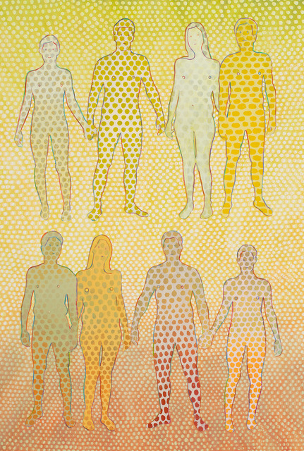 Dan Gluibizzi, 'couple searches', 2019, Russo Lee Gallery