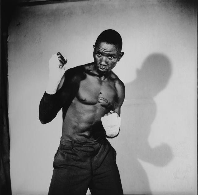 Malick Sidibé, 'Boxer', 1966, HackelBury Fine Art