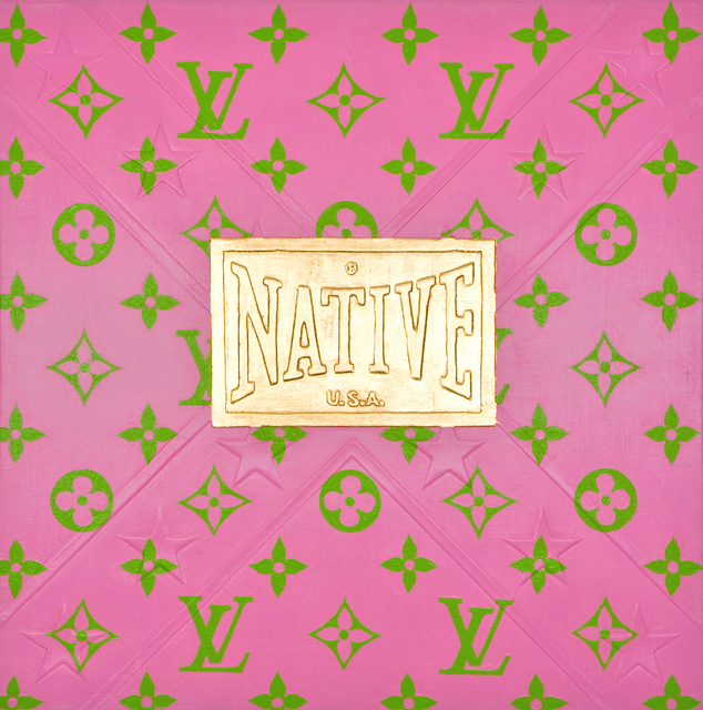 , 'LV Native,' 2009, Massey Klein Gallery