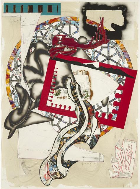 , 'The Pacific,' 1985-1989, Masterworks Fine Art