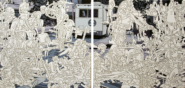 , 'C-2,' 2013, Susan Eley Fine Art