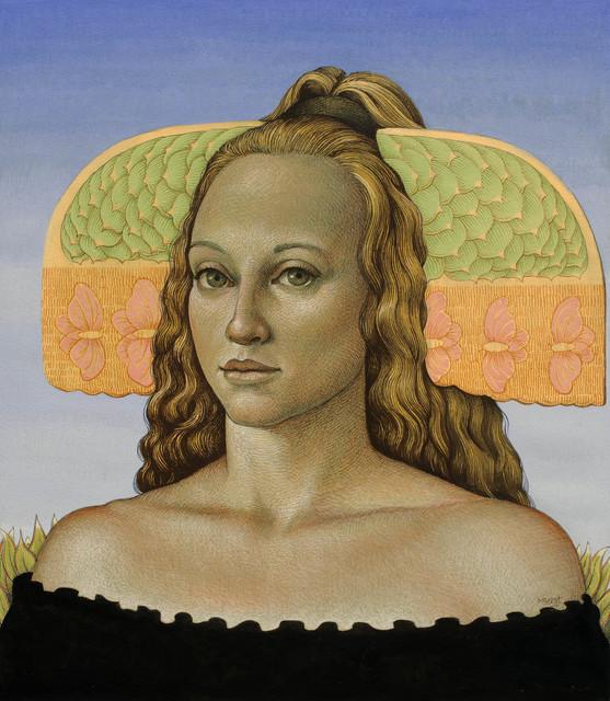 Michael Bergt, 'Infanta', 2019, Nüart Gallery