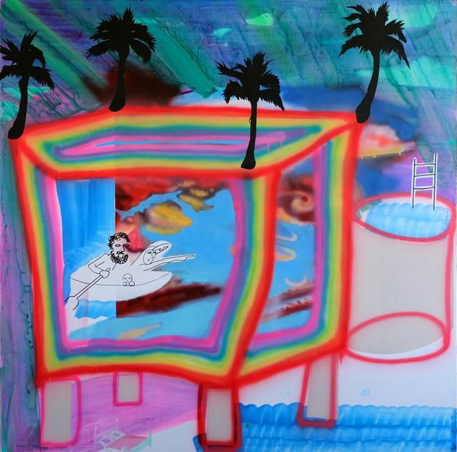, 'Dream House,' 2016, Allouche Gallery