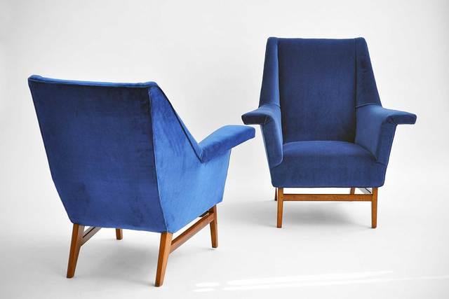 , 'Armchairs - pair,' ca. 1951, Casati Gallery