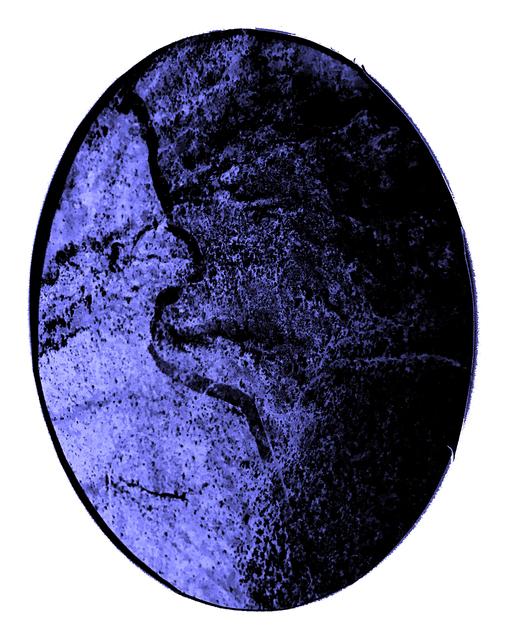 , 'Planisfero #1- 17°55'54,7''Sud 25°49'34.4''E ,' 2018, Spaziofarini6
