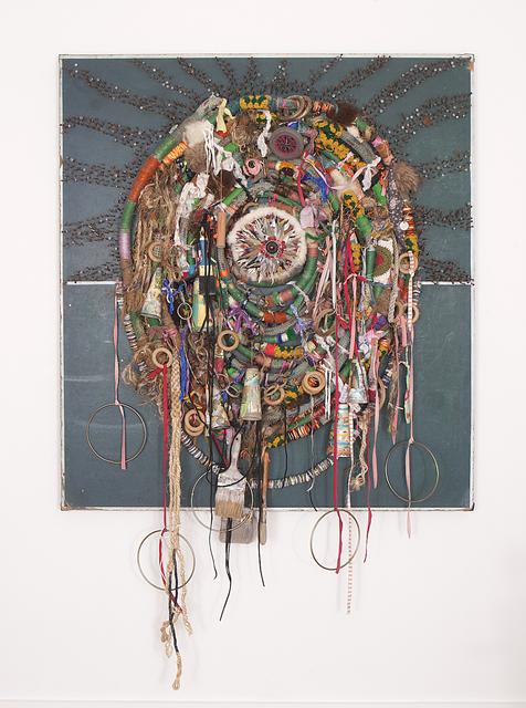 , 'EyeNo,' 2016, New Gallery of Modern Art