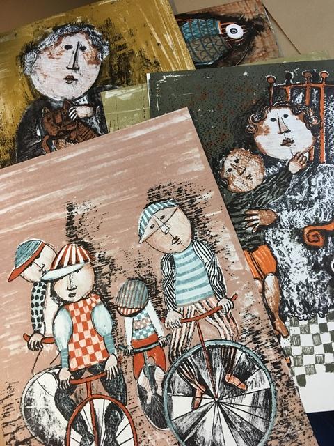 , 'Rodo-Boulanger Gravures 1961-1972,' 1973, ArtWise