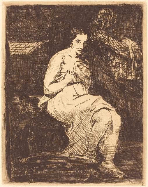 Édouard Manet, 'The Toilette (La toilette)', 1862, National Gallery of Art, Washington, D.C.