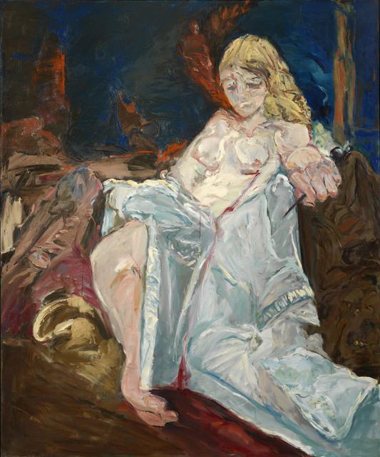 Maurice Cockrill, 'Lucretia,' 1984, Waterhouse & Dodd