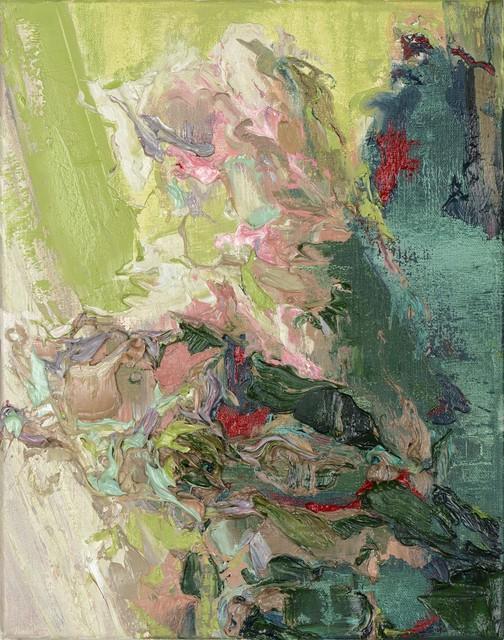 , 'FOLDING FEATHER,' 2019, Greg Kucera Gallery