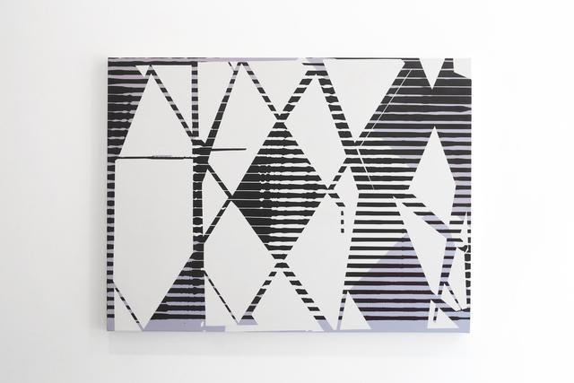 , 'Displacement,' 2018, Maddox Arts
