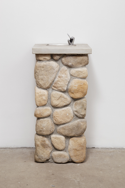 , 'Object No. 5, Bare Use (water fountain),' 2013, 1301PE