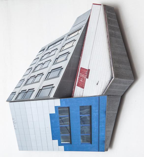 , 'Migration 3,' 2016, Zhou B Haus der Kunst