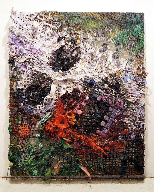 , 'Zombie 1,' 2016, Galería Joan Prats