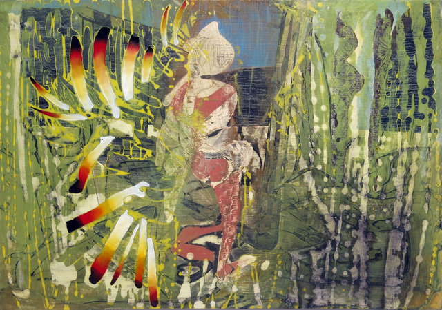 , 'Follower Fox,' 2016, Edward Thorp Gallery