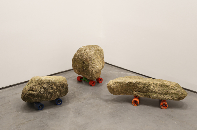 , 'Paisaje móvil,' 2017, Max Estrella