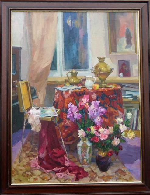 , 'In the Artist's Studio,' , Gallery 901