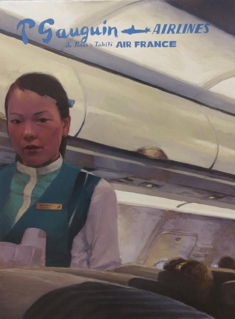 , 'Paul Gaungin airlines,' , Sala Parés