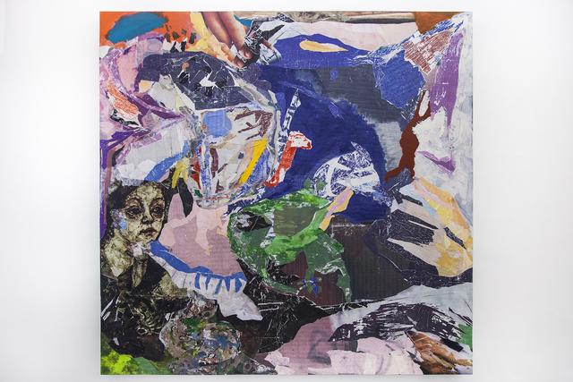, 'Sem Nome #4,' 2014, Athena Contemporânea