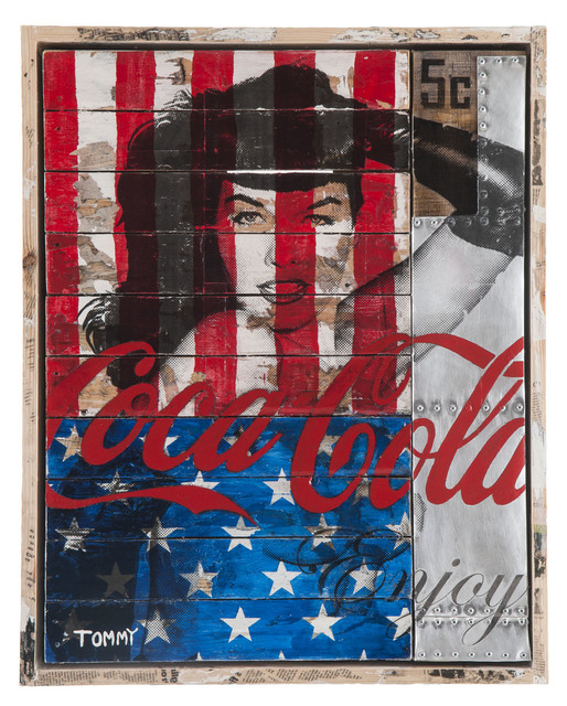 , 'Bettie - Coca Cola,' 2015, Eden Fine Art