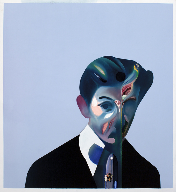 , 'Young Egon II,' 2017, Barnard
