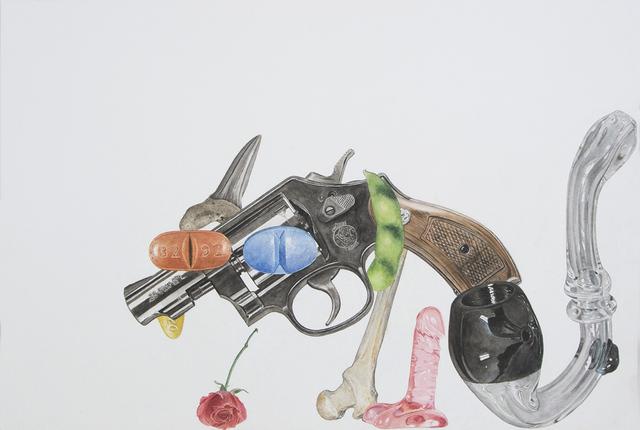 , 'Cat,' 2015, Joshua Liner Gallery